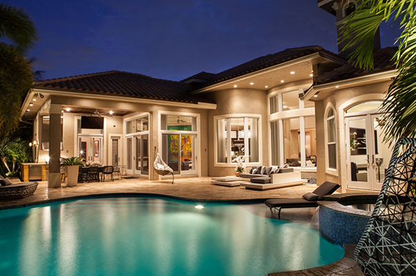 Smart Technology for Luxury Homes